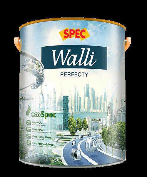 SPEC WALLI PERFECTY - SƠN NGOẠI THẤT ĐẸP BỀN LÂU