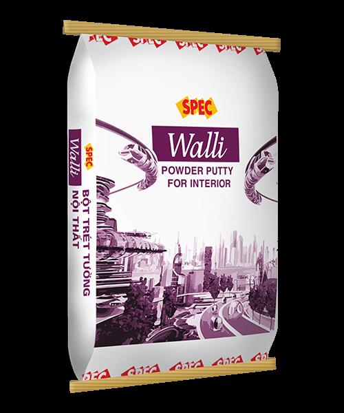 SPEC WALLI PUTTY FOR INTERIOR - BỘT TRÉT TƯỜNG NỘI THẤT CHẤT LƯỢNG CAO