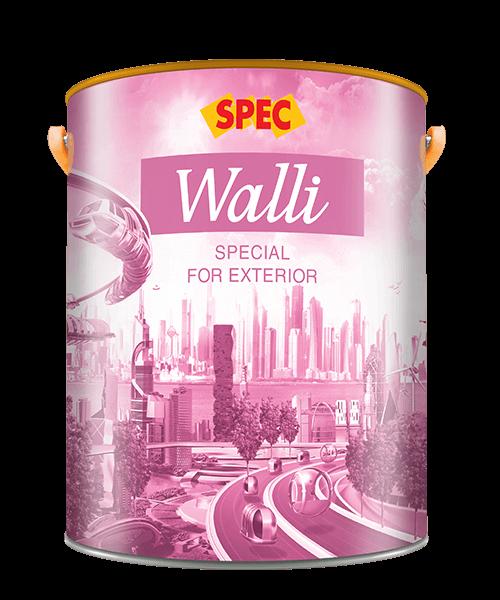 SPEC WALLI SPECIAL FOR EXTERIOR - SƠN NƯỚC NGOẠI THẤT CAO CẤP