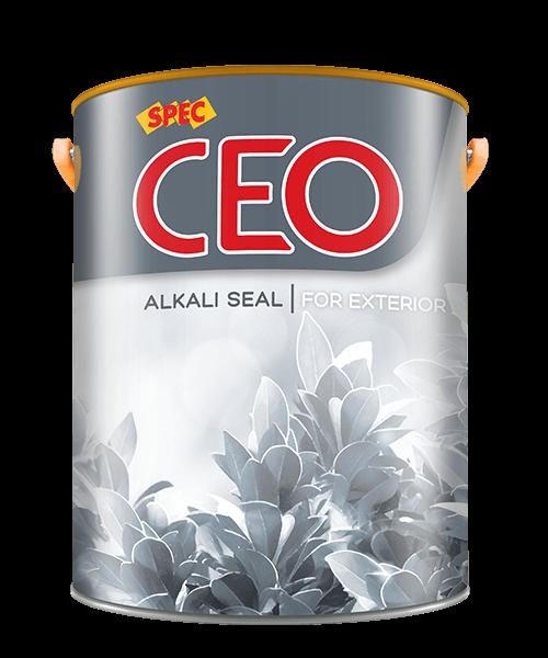 SPEC CEO ALKALI SEAL FOR EXTERIOR - SƠN LÓT NGOẠI THẤT CHỐNG KIỀM CAO CẤP