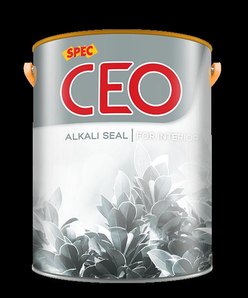 SPEC CEO ALKALI SEAL FOR INTERIOR - SƠN LÓT NỘI THẤT CHỐNG KIỀM CAO CẤP