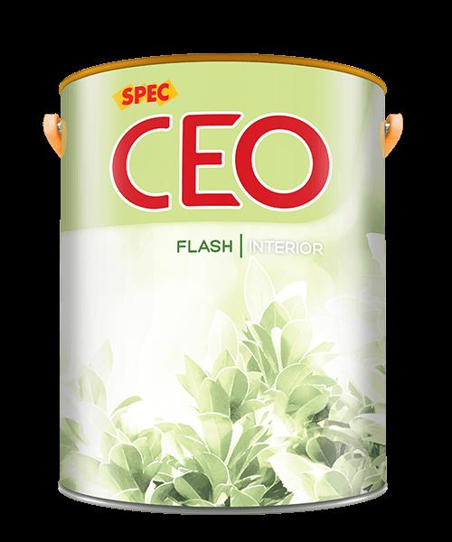 SPEC CEO FLASH INTERIOR - SƠN NƯỚC CEO TIA CHỚP TRONG NHÀ
