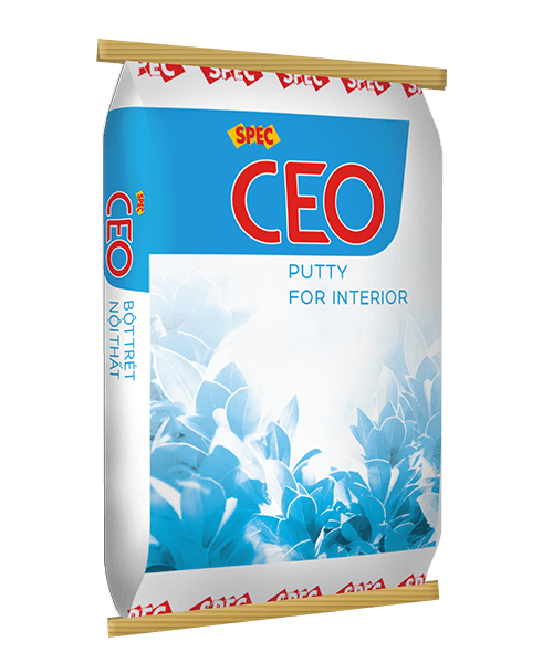 SPEC CEO PUTTY FOR INTERIOR - BỘT TRÉT NỘI THẤT