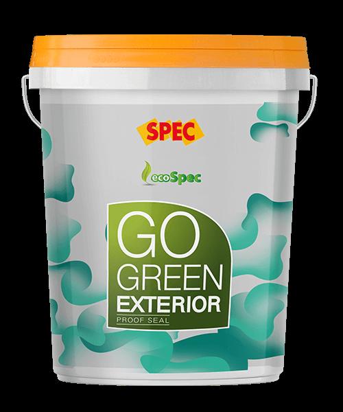 SPEC GO GREEN EXTERIOR PROOF SEAL - SƠN LÓT CHỐNG THẤM, CHỐNG KIỀM CHUYÊN DỤNG